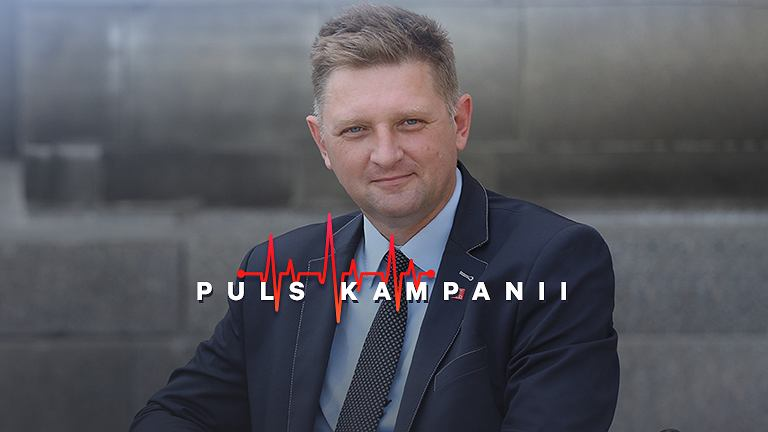 Andrzej Rozenek był kandydatem SLD na prezydenta Warszawy