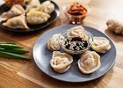 Koreańskie przysmaki Inessy Kim. Pierożki z wieprzowiną i krewetkami oraz pierożki z kimchi