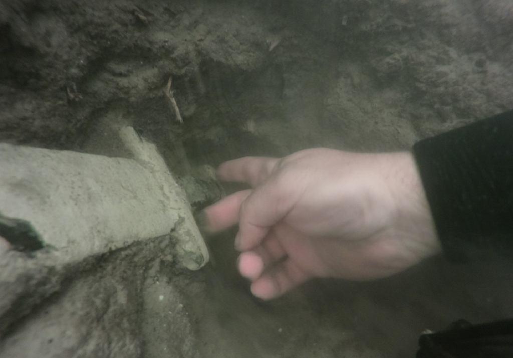 Odkrycia w jeziorze Lednica