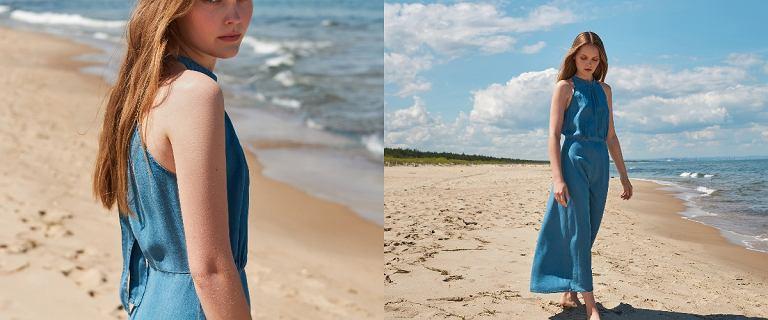 Sukienki letnie z wyprzedaży. Maxi z polskiej sieciówki jest teraz tańsza aż o 100 złotych. Idealna na wakacje!