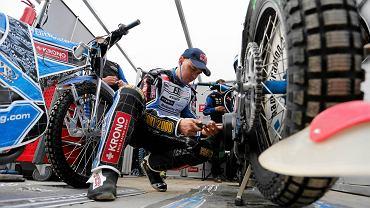 Trening przed Speedway Grand Prix w Toruniu