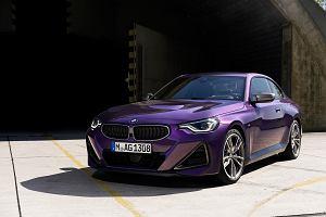 Nowe BMW serii 2 Coupe w odmianie M. Nie będzie manualnej skrzyni
