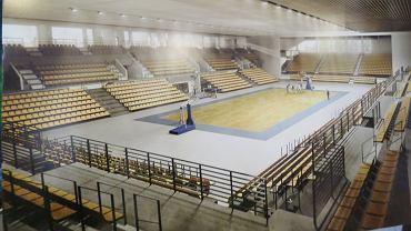 Prezentacja koncepcji architektonicznej nowej hali sportowej przy ul. Słowiańskiej