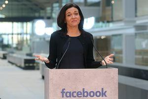 Sheryl Sandberg - królową Doliny Krzemowej może zdetronizować George Soros
