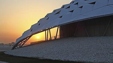 Stadion w stolicy Kataru