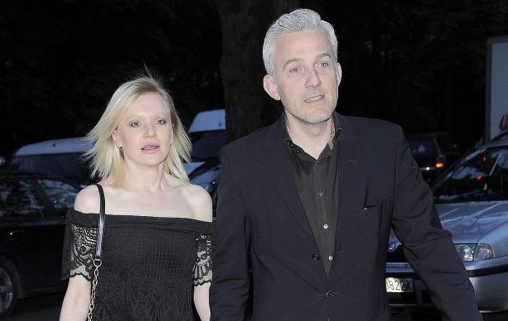 Joanna Majstrak i Hubert Urbański