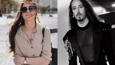 Julia Kukiz i Michał Szpak