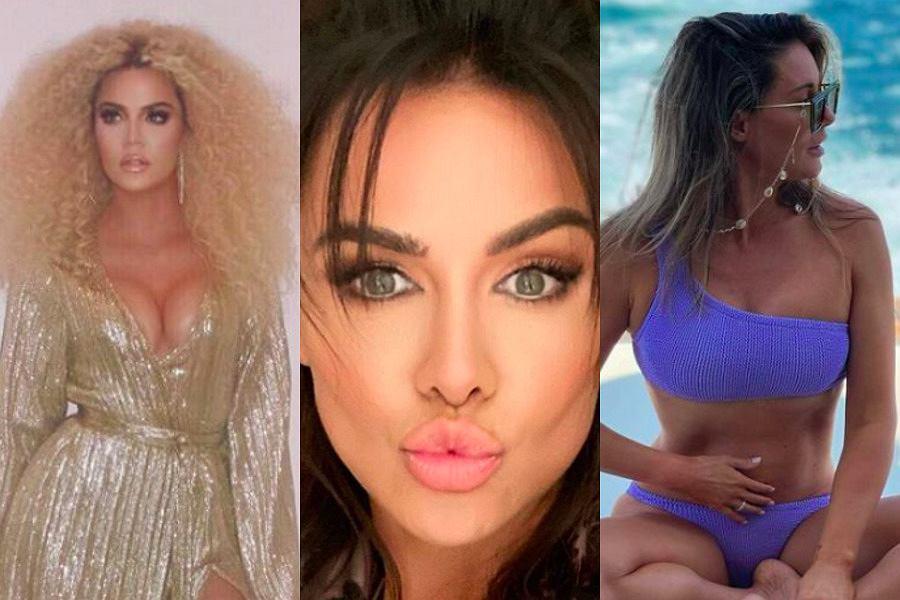 Khloe Kardashian, Natalia Siwiec, Małgorzata Rozenek