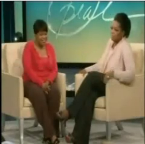 Oprah Winfrey, Patricia - siostra Oprah.