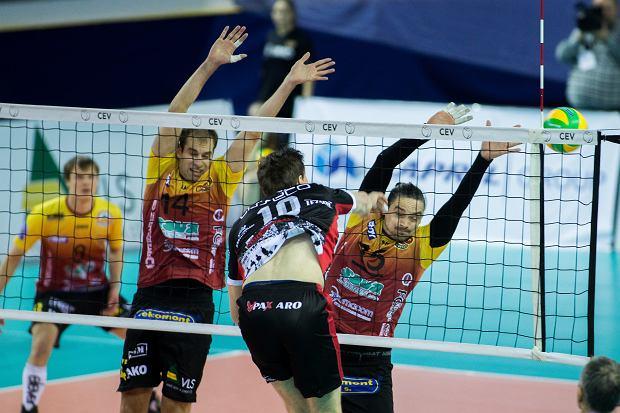 Zdjęcie numer 8 w galerii - Liga Mistrzów. Asseco Resovia wygrywa w Czechach 3:2 [FOTO]