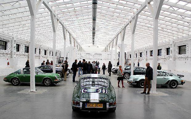 Wystawa Porsche 911 na 50-lecie