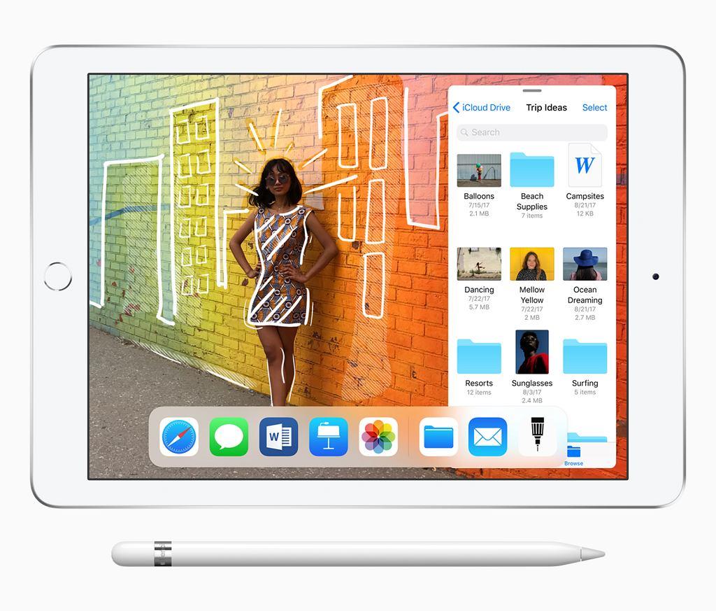 Nowy iPad od Apple dla edukacji