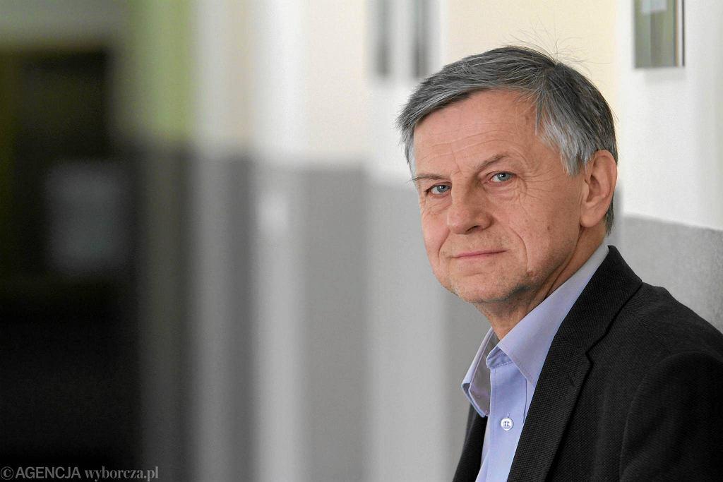 Prof. Andrzej Zybertowicz, doradca prezydenta Dudy
