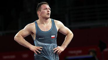 Tadeusz Michalik z klubu Sobieski Poznań wywalczył brązowy medal w zapasach na igrzyskach olimpijskich w Tokio