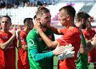 Błąd za błąd. Polska po dobrym meczu zremisowała z Walią