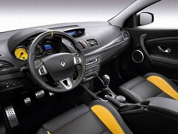 Renault Mégane Coupé RS TCe 265