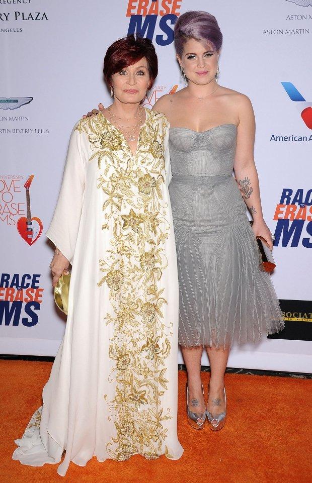 Sharon i Kelly Osbourne