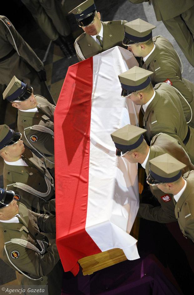 Pogrzeb Tadeusza Mazowieckiego