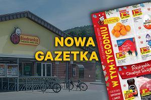Gazetka Biedronka, czwartek 20.12.2018 - święta za pasem, więc cotygodniowo czwartkowy przegląd prasy reklamowej robimy bardzo dokładnie