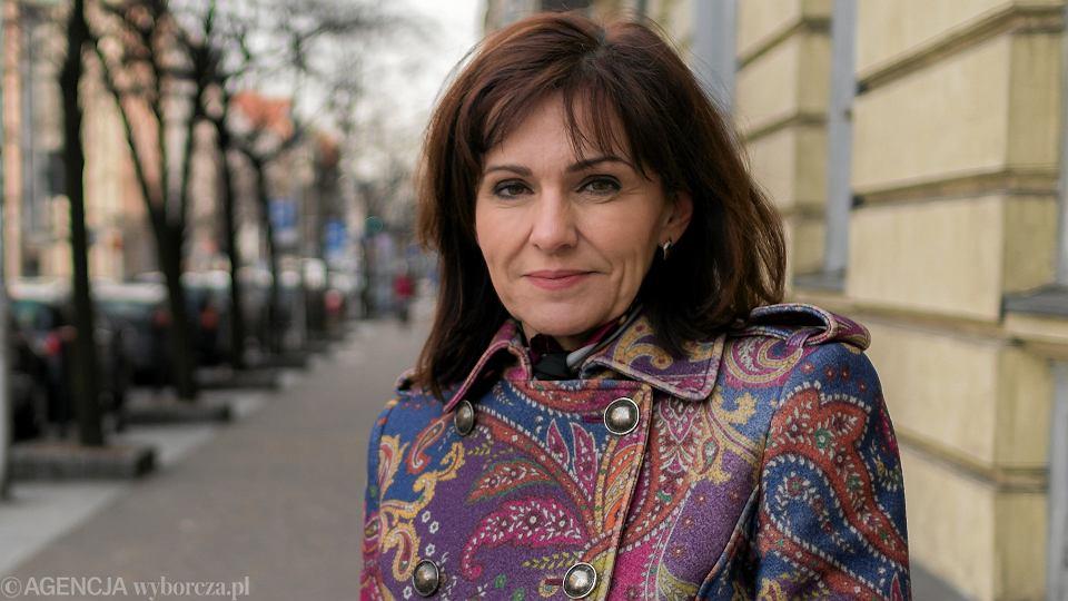 Gabriela Morawska-Stanecka, wicemarszałek Senatu, Lewica