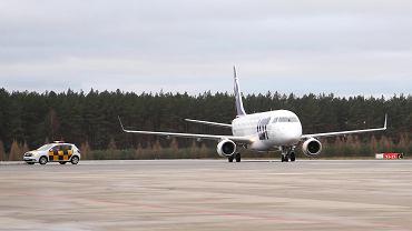 Lotnisko Szczecin-Goleniów