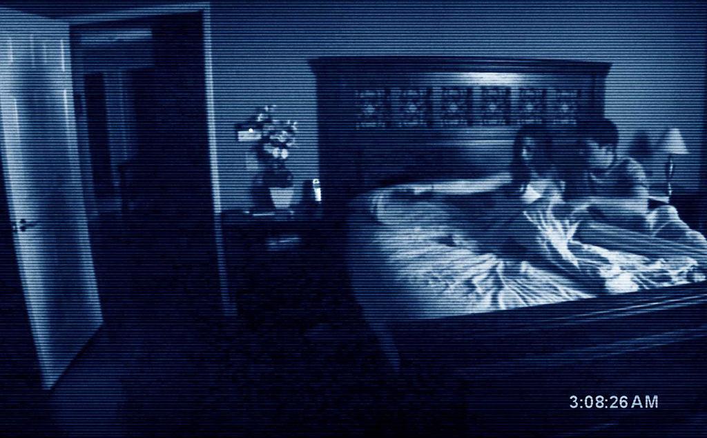 Paranormal Activity (Screenshot)