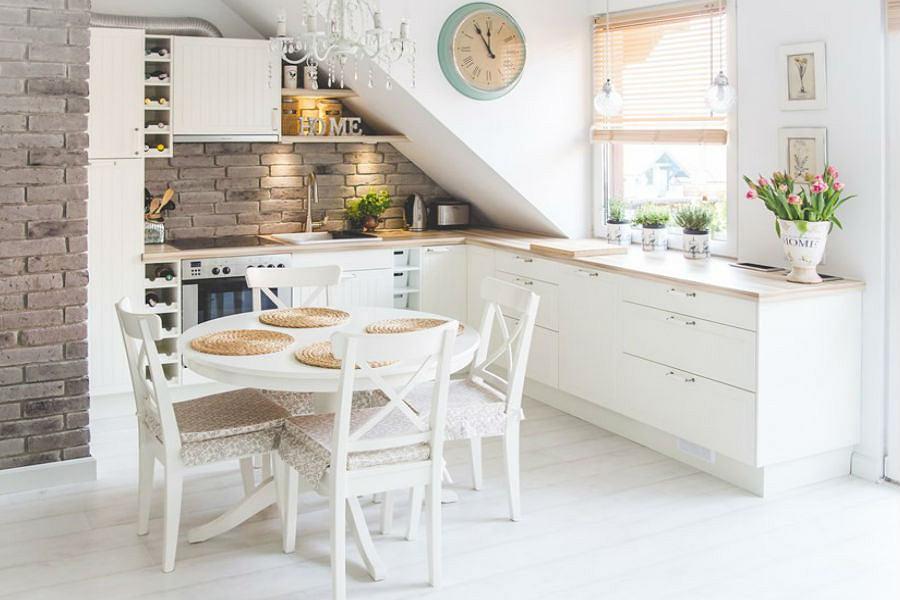 Jak Urządzić Kuchnię W Bieli