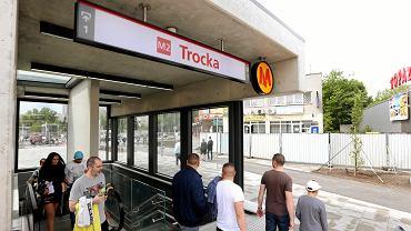 Awaria na drugiej linii metra. Stacja Trocka została zamknięta (zdjęcie ilustracyjne)