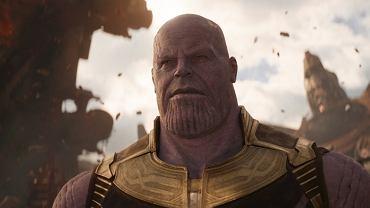Kadr z filmu 'Avengers: Wojna bez granic'