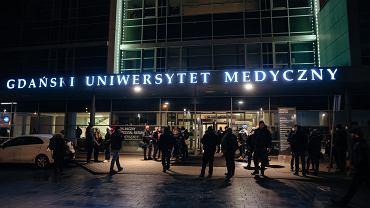 Uniwersyteckie Centrum Kliniczne w Gdańsku. To tu trafił ranny prezydent.