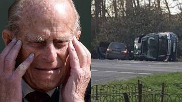 wypadek księcia Filipa