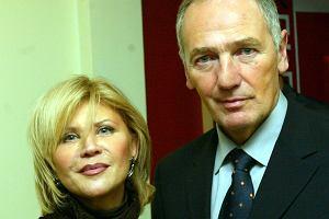 Karol Starsburger z żoną Ireną