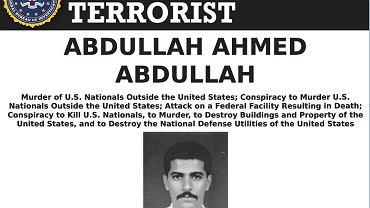 List gończy za terrorystą