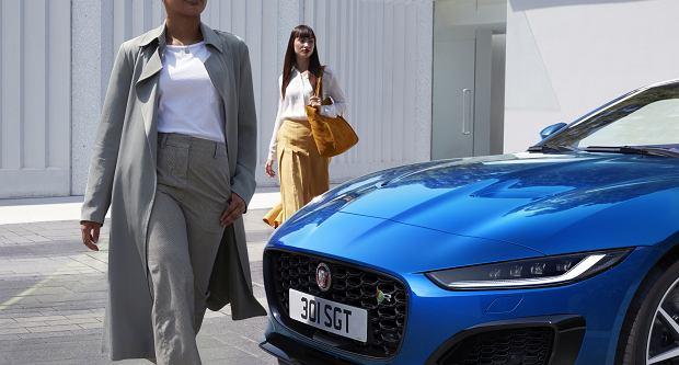 Nowy Jaguar F-Type 2020