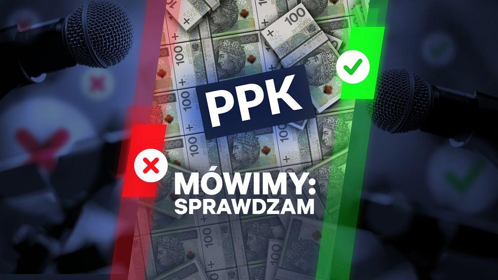 Mówimy: Sprawdzam w sprawie PPK