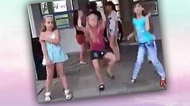 W tanecznych ruchach tych dziewczynek, każdy dorosły odnajduje swój styl tańca