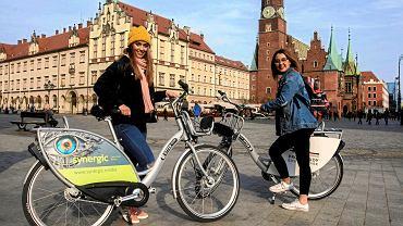 Rower miejski we Wrocławiu