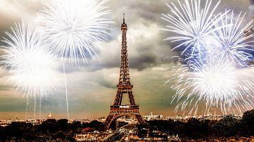 Wieża Eiffla to najpopularniejszy zabytek w Paryżu