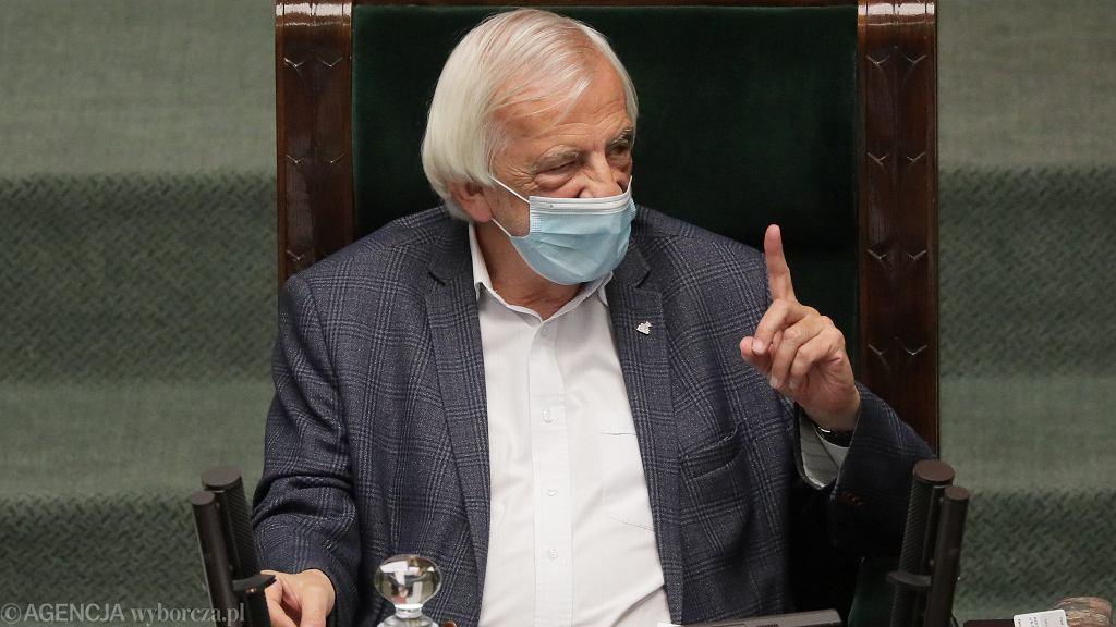 Ryszard Terlecki. 11 posiedzenie Sejmu IX kadencji