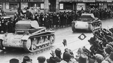 Entrada alemana en Checoslovaquia