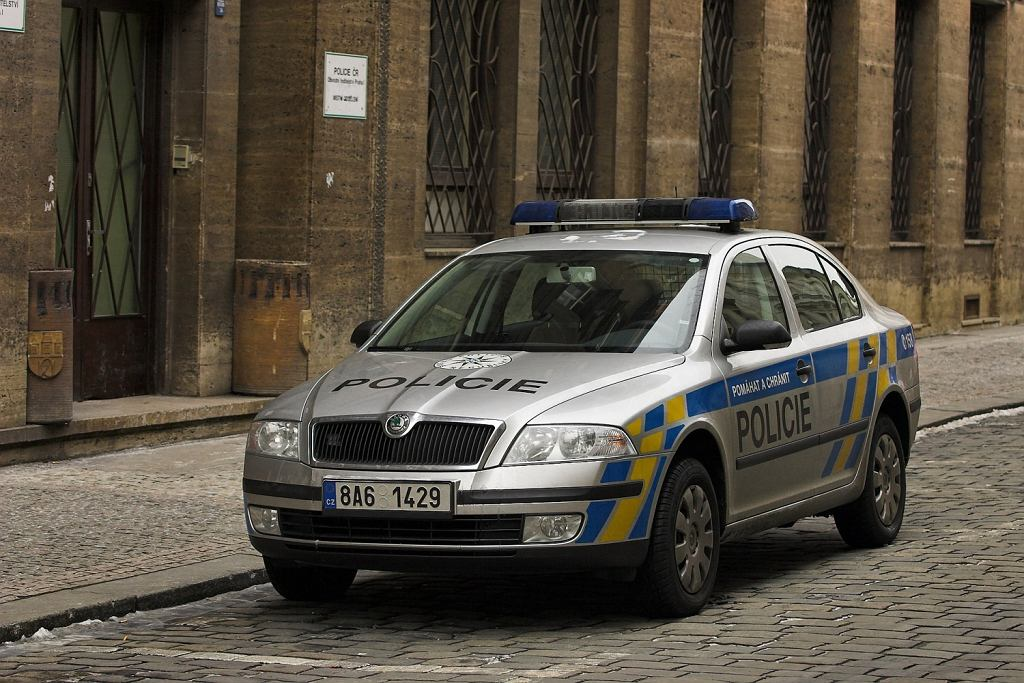Polacy przekroczyli prędkość na autostradzie. Czeski policjant bez ogródek: pieniądze macie?