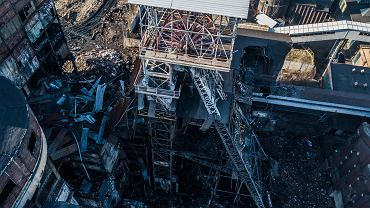 Teren zlikwidowanej kopalni w Mysłowicach