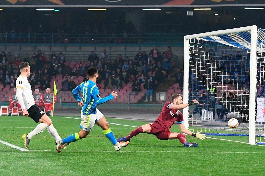 Gorąco przed meczem LE. Fani Napoli chcieli zaatakować przyjezdnych z Zurychu