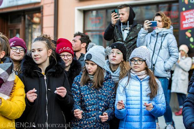 Zdjęcie numer 12 w galerii - Rzeszowianie uczcili Tadeusza Nalepę. Zaśpiewali