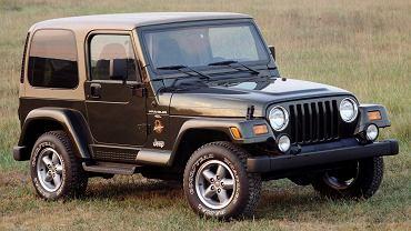 Jeep Wrangler Sahara (TJ) 1996-2002