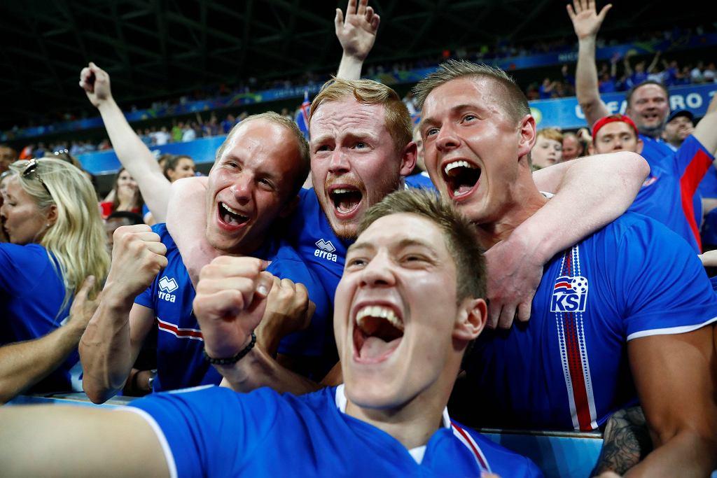 Mecz Anglia - Islandia