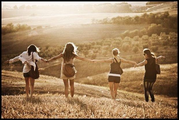 Przyjaciółkę można mieć tylko jedną? Dlaczego?