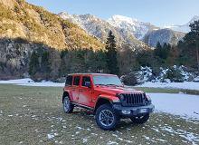Nowości Jeepa na rok 2020 to pierwszy etap elektryfikacji amerykańskiej marki