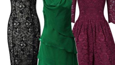 Sukienki na święta i Sylwestra