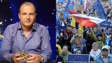 Wróżbita Maciej mówi o protestach i buncie. 'Będzie jeszcze gorzej'